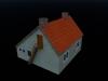 3D House Textured