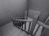 Stairway Scene WIP