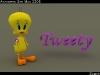3D Tweety