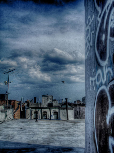 Roof HDR