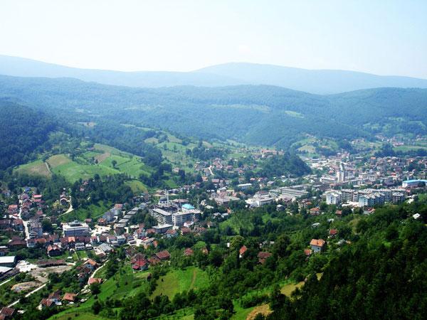 Kljuc Bosnia